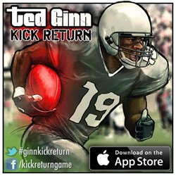 Ted Ginn Kick Return App