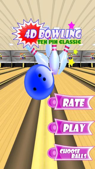 4D Bowling