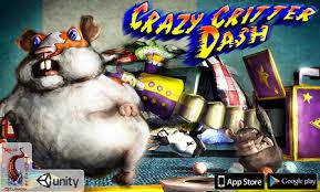 Crazy Critter Dash 2