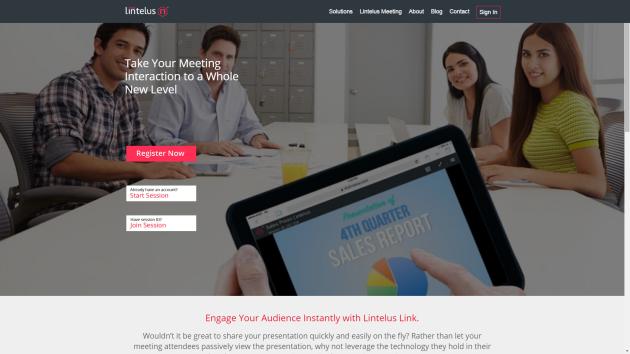 Lintelus Website