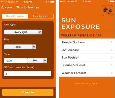 Sun Exposure 211