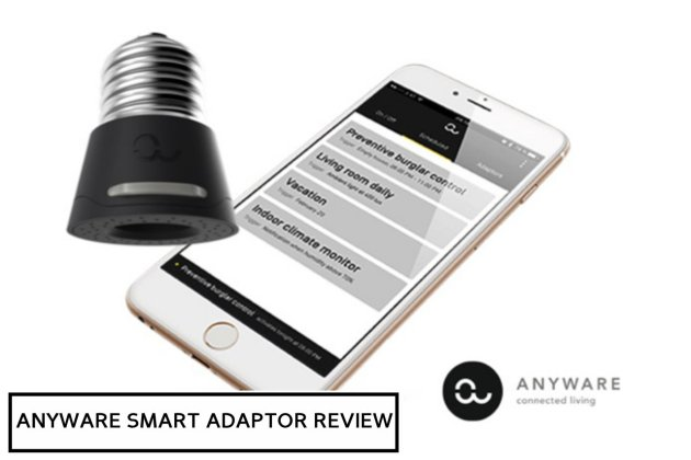 smart adaptor smart home living