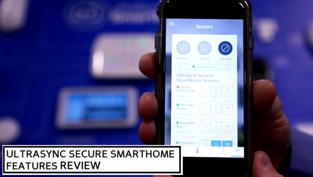 ultrasync smarthome security
